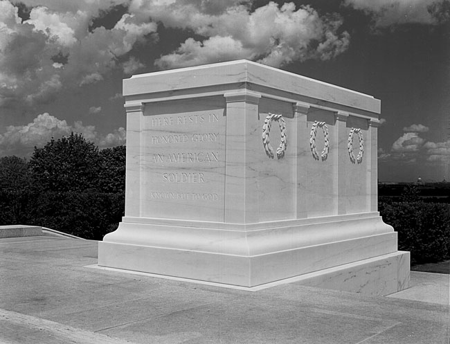 The Story Of The Tomb Of The Unknown Soldier Vermont