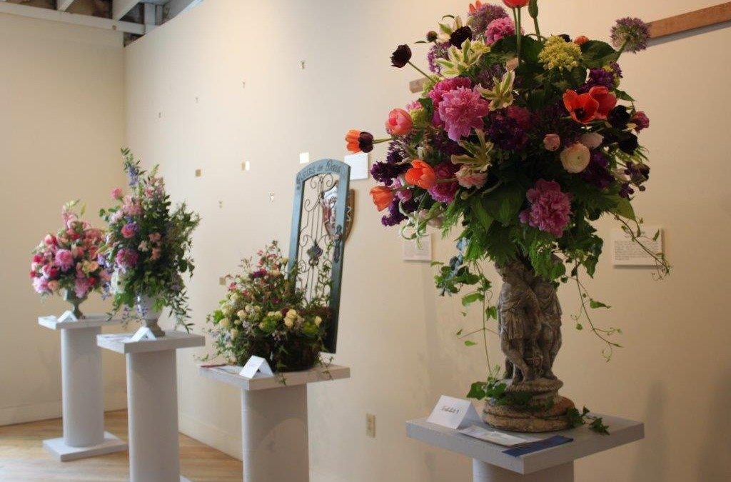 """""""Song of the Seasons"""" Flower Show"""