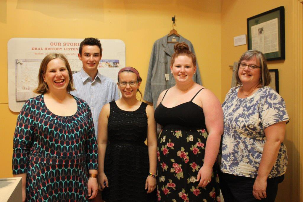 Proctor Students History Exhibition