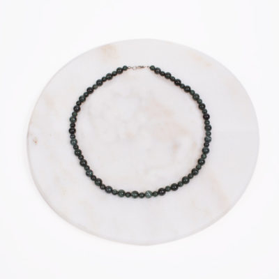 Vermont Verde Antique Marble Necklace