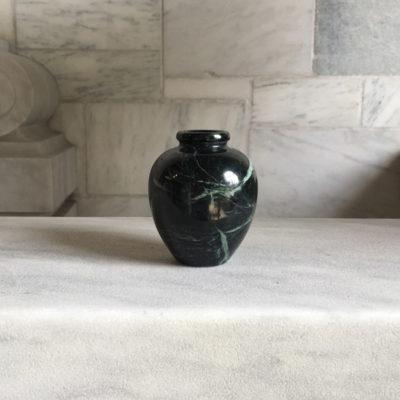 """Vermont Verde Marble Mini Vase 3"""""""