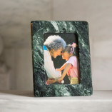 Vermont Verde Antique Marble Picture Frame 5×7