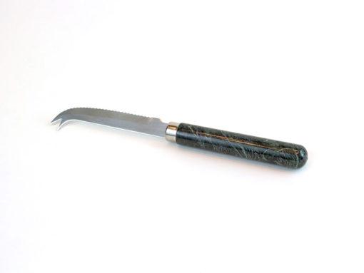 Antique Verde Serrated Knife