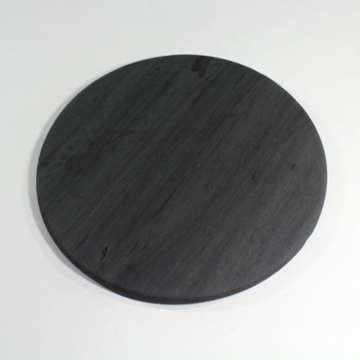 Black Slate Cheese Plate