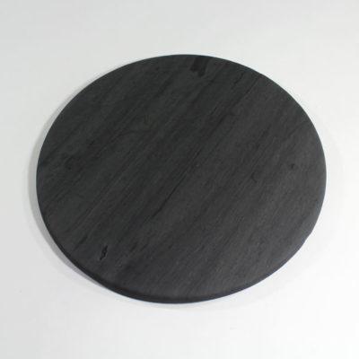 Black Slate Cheese Plate