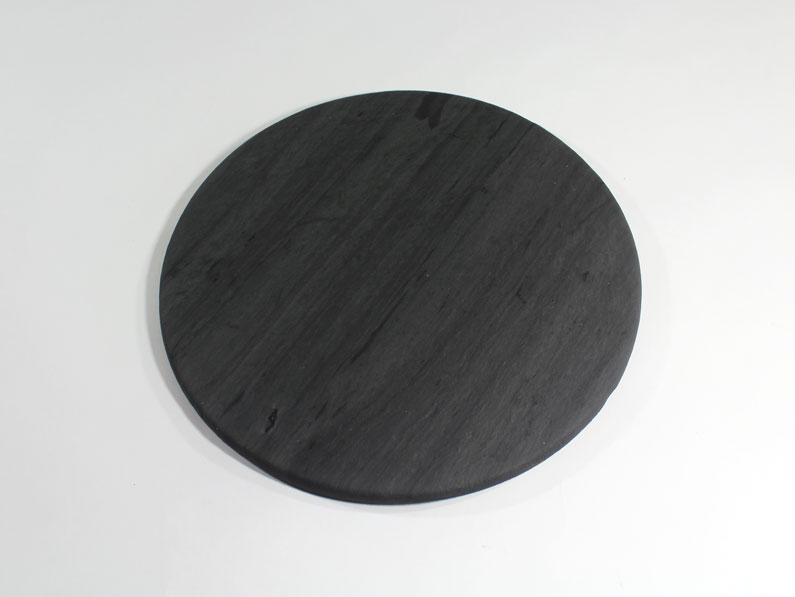 Black Slate Cheese Plate Vermont Marble Museum