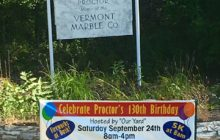 Smithsonian Museum Day and Town of Proctor 130th Birthday Celebration