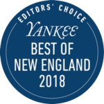 Yankee Magazine Best of Vermont logo 2018